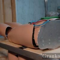 Аниматроник ноги