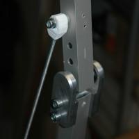Примерка металлических деталей аниматроника