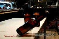 Бочкарёв Тест в мастерской  Падение бутылок
