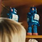 Аниматроники роботы и лев