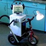 Робот для уборки дома